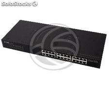 Switch 10/100Mbps lan switch 24UTP rack19 (RH35-0002)