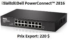 Switch 16 ports Dell PowerConnect 2816