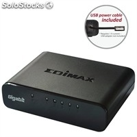 Switch edimax es-5500G V3 5p Gigabit usb-Powered