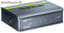 Switch Trendnet 5 Puertos 10/100mBPS (TE100-S5)