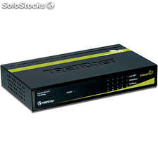 Switch Trendnet Gigabit 5 Puertos Greennet (TEG-S50g)