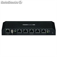 Switch ubiquiti ToughSwitch 5xGB PoE 24v