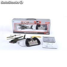 Syma s109g 3-channel rc helicoptero