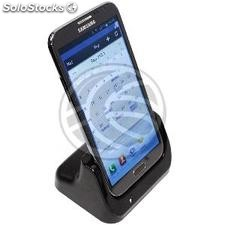 Sync and Charge Cradle for mobile phone smartphone Samsung Galaxy Note 2 N7100