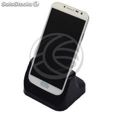 Sync and Charge Cradle for mobile phone smartphone Samsung i9500 Galaxy S4