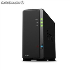 Synology DS116 nas 1Bay Disk Station