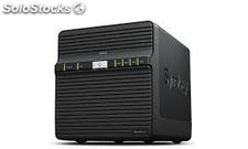 Synology DS416J - synology Serveur nas 4 Baies