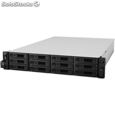 Synology rackstation rs2416rp+ - 12 bahías - extensible