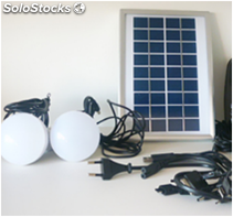 Système solaire multifonctionnel Multifunctional solar emergency system