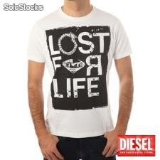 t-pedir, Destockage t-shirts diesel homme