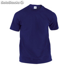 t-shirt adulto côr. Navy blue