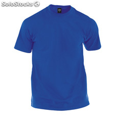 t-shirt adulto côr. Royal blue