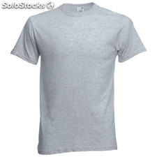 t-shirt côr. Grey