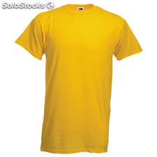 t-shirt côr. Yellow