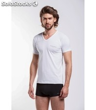 T-Shirt Cotton V neck