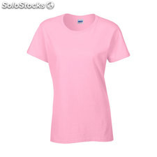 T-shirt donna Heavy Cotton GI500L-LP-L, Rosa chiaro