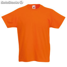 t-shirt Enfant FO1033-or-s, Orange