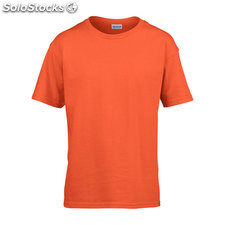 t-shirt Enfant GI640B-or-s, Orange