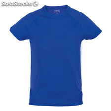 T-Shirt Enfant Tecnic Plus Blue 6-8