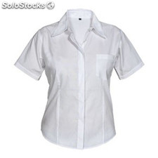 t-shirt Femme blanc workwear collection