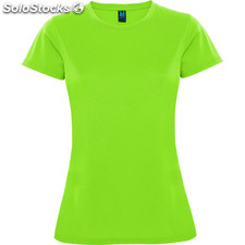 t-shirt Femme lime sport collection