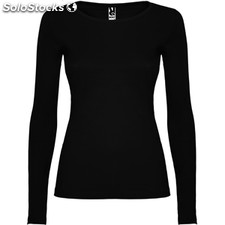 t-shirt Femme noir casual collection invierno