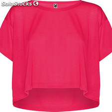 t-shirt Femme rose fluo oversize collection