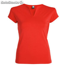 t-shirt Femme rouge casual collection verano