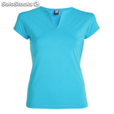 t-shirt Femme turquoise casual collection verano
