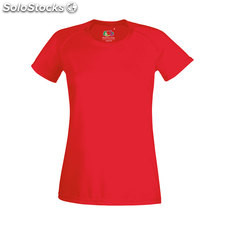 t-shirt Femmes FO1392-rd-s, rouge