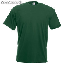 T-shirt FO1036-BO-S, Bouteille verte