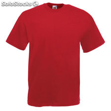 t-shirt FO1036-ed-s, Rouge brique