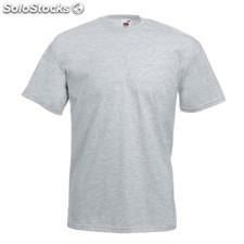 t-shirt FO1036-gy-s, Chiné gris