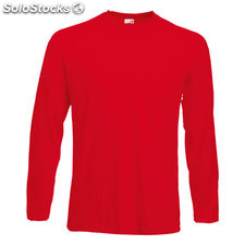 t-shirt FO1038-rd-s, rouge