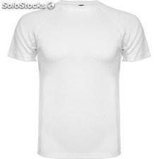 t-shirt Homme blanc sport collection