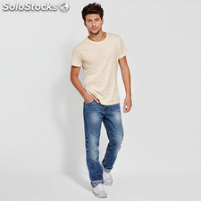 t-shirt Homme dogo premium blanc t: 7/8. Casual collection verano