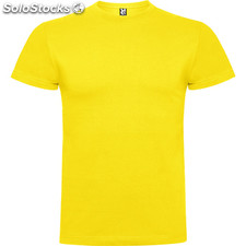 t-shirt Homme jaune casual collection verano