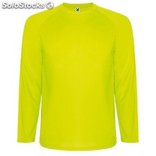 t-shirt Homme jaune fluo sport collection