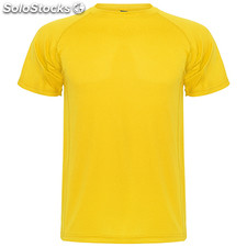 t-shirt Homme jaune sport collection