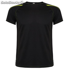 t-shirt Homme noir sport collection