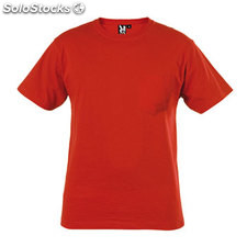 t-shirt Homme rouge casual collection verano