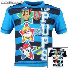 T-shirt manches courtes Paw Patrol