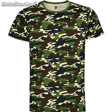 t-shirt Unisexe camouflage forêt nature street collection