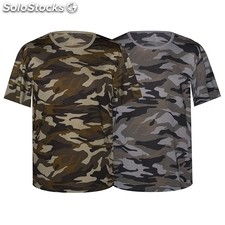 T Shirts Homme Camouflage Ref. 5607