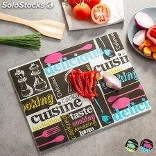 Tabla de Cocina Collage