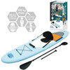 Tabla Paddle Surf/Kayak Hinchable Coast 320x81x12 cm
