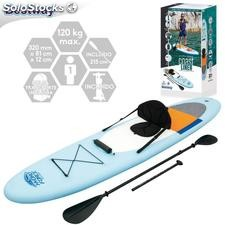 Tabla paddle surf-kayak hinh coast lila 320x81x12cm