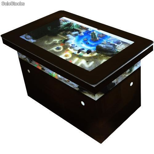 Table basse aquarium umiko - Table basse aquarium design ...