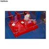 Table basse Plexiglas red