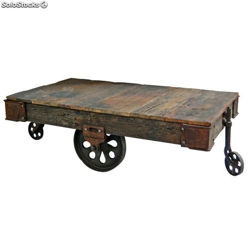 Table Basse Wagon